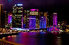 Sydney's Vivid Festival, 2013 V by Adam Le Good
