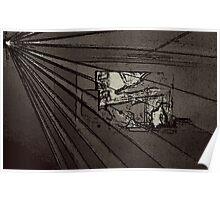 BLACK Electronic Underground #8 Poster