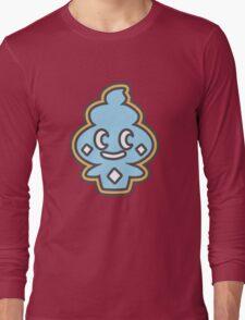 Tierno's Vanillite Print Long Sleeve T-Shirt