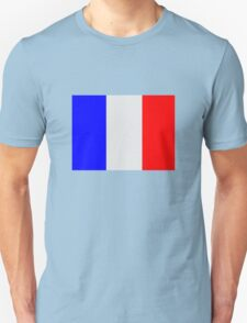 Flag of France T-Shirt