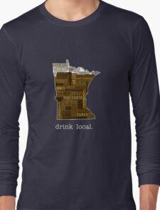 Drink Local (MN) Long Sleeve T-Shirt