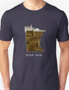 Drink Local (MN) T-Shirt