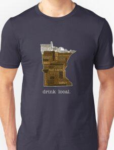 Drink Local (MN) Unisex T-Shirt