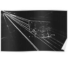BLACK Electronic Underground #11 Poster
