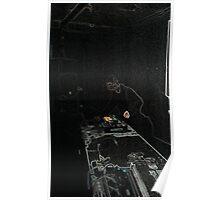 BLACK Electronic Underground #20 Poster