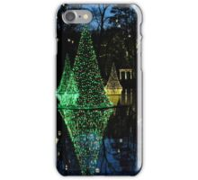 Christmas Reflections iPhone Case/Skin