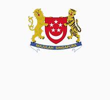 Coat of Arms of Singapore  Unisex T-Shirt