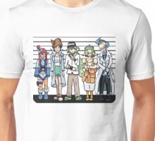 Pokémon TCG - The Usual Supporters Unisex T-Shirt