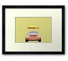 Porsche 911 Framed Print