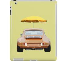 Porsche 911 iPad Case/Skin