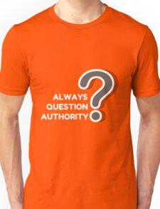 AUTHORITY Unisex T-Shirt