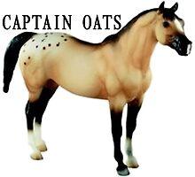 Captain Oats by marisax74