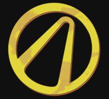 Borderlands 2 / Vault Hunter Logo (Yellow) by Alex Decimelli