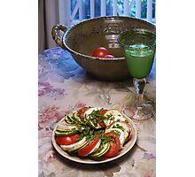 Salad Days Photographic Print