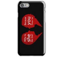 John and Mary - Sherlock iPhone Case/Skin