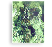 The necromancer Metal Print