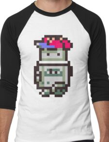 Robo - Ness Men's Baseball ¾ T-Shirt