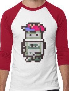 Robo - Ness Men's Baseball ¾ T-Shirt