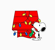 Snoopy Christmas Decorations Unisex T-Shirt