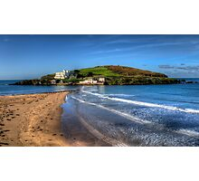 Burgh Island, Bigbury on Sea Photographic Print