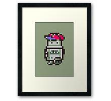 Robo - Ness Framed Print