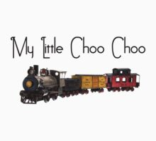 My Little Choo Choo ~ Tee's for Kids by Penny Odom