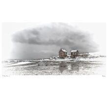 Weathering Photographic Print