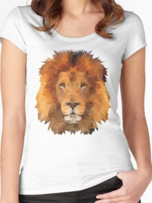 Lambs & Lions Women's Fitted Scoop T-Shirt