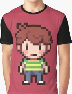 Travis - Mother 4 Graphic T-Shirt