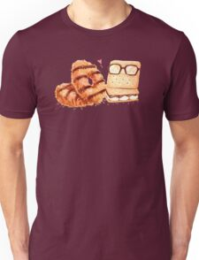 Sweet Caramel Graham Cracker Duo Unisex T-Shirt