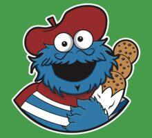 Le Cookie Monsieur One Piece - Short Sleeve