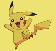 Pikachu by yoon2972