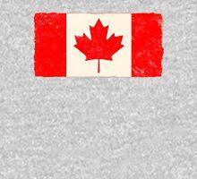 Canadian Maple Leaf Flag Unisex T-Shirt