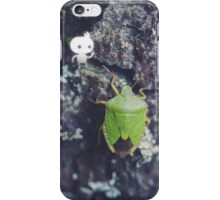 Climbing the big tree- Wandering forest 6 iPhone Case/Skin
