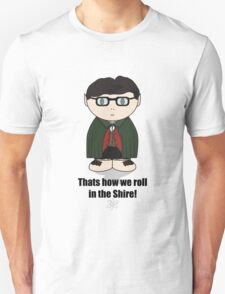 Dr Leonard Hofstadter , Hobbit Unisex T-Shirt