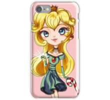 Chibi christmas  Peach  iPhone Case/Skin