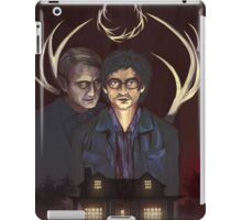 Smoke on the Water Hannibal Will Graham iPad Case/Skin