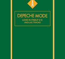 Depeche Mode : Love In Itself And Live Tracks by Luc Lambert