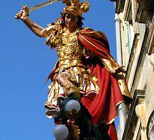 Saint George  by fajjenzu