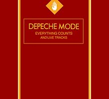 Depeche Mode : Everything Counts And Live Tracks by Luc Lambert