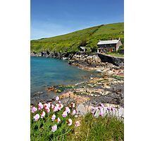 Port Quin Photographic Print