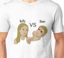 Buffy VS Dean Unisex T-Shirt