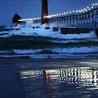 Grand Haven Lighthouse by naturesangle