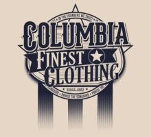 Columbian Finest Clothing by Zombard