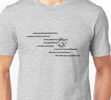 K.A.O.S. Radio Unisex T-Shirt