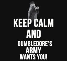 Dumbledores Army  by ChristieRose