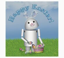 Cute Easter  Robo-x9  by Gravityx9