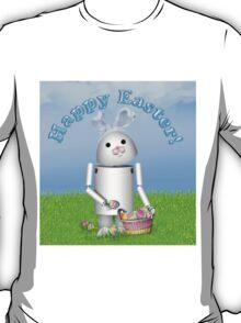 Cute Easter  Robo-x9  T-Shirt