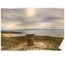 Red Point Viewpoint Poster