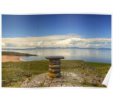 Viewpoint  At Red Point Poster